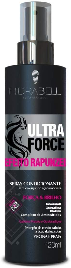 Hidrabell Spray Condicionante Ultra Force 120ml