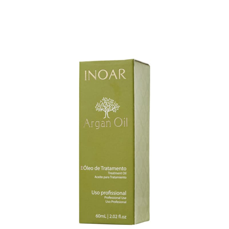 Inoar Argan Oil - Óleo Capilar 60ml