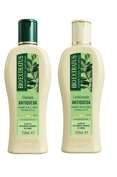Kit Bio Extratus Jaborandi Antiqueda ( 2 Produtos )