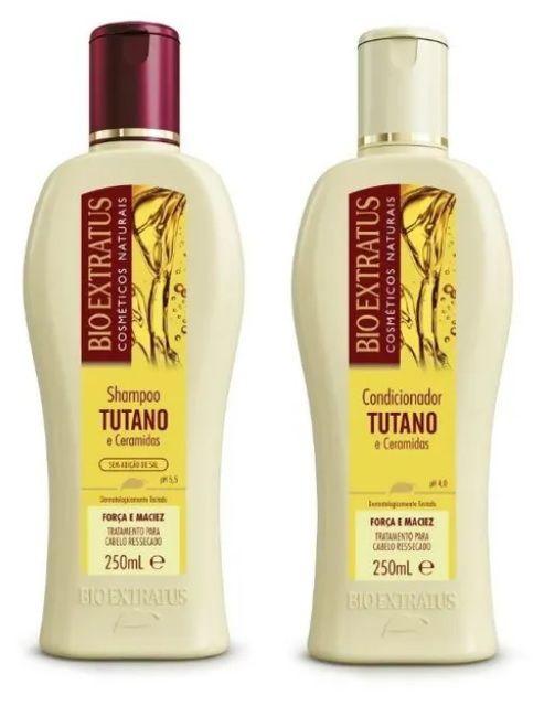 Kit Bio Extratus Tutano e Cerâmidas 250ml ( 2 Produtos )
