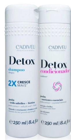 Kit Cadiveu Professional Detox Home Care - Shampoo e Condicionador
