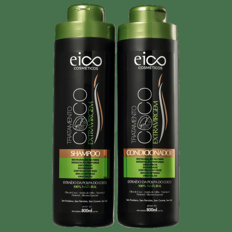 Kit Eico Seduction Coco (2 Produtos)