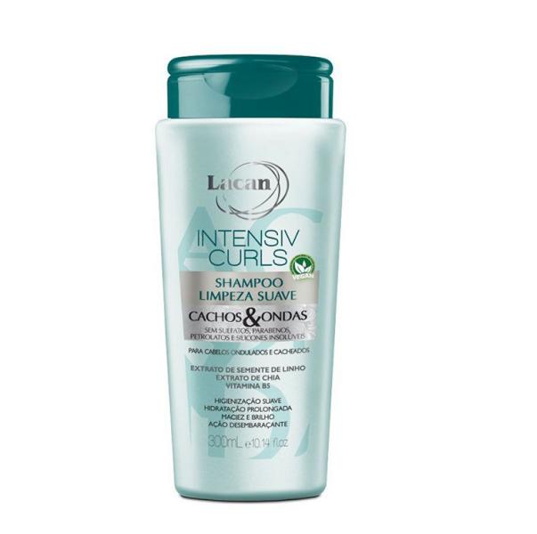 Kit Lacan Intensiv Curls Shampoo + Modelador de Cachos