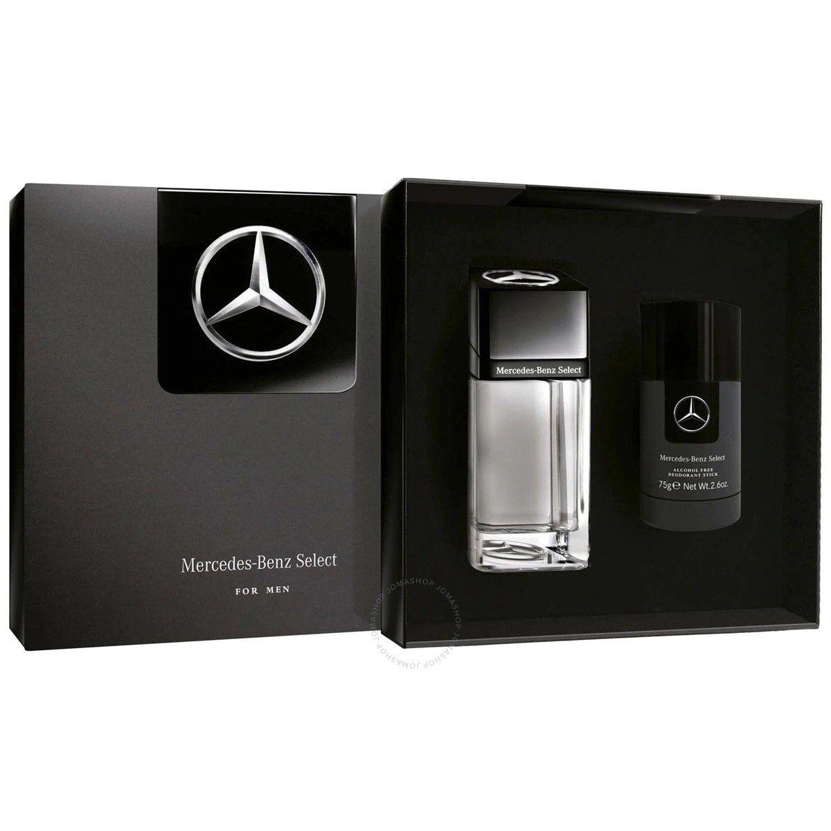 Kit Mercedes-Benz Select For Men Perfume + Desodorante