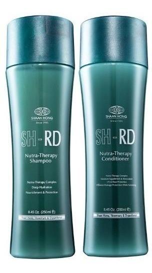 SH-RD Nutra Therapy  Shampoo e Condicionador- 250ml