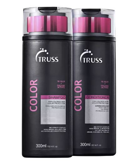 Kit Truss Color - Shampoo e Condicionador