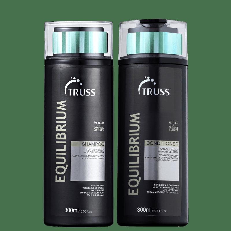 Kit Truss Equilibrium Shampoo e Condicionador (2 Produtos)