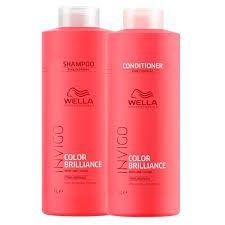 Kit Wella Professionals Invigo Color Brilliance (2 Produtos)
