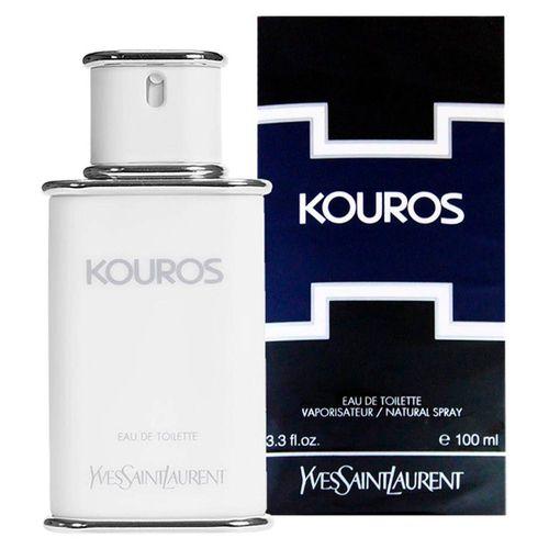 Kouros Yves Saint Laurent - Perfume Masculino 100ml
