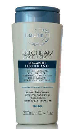 Lacan BB Cream Fortificante - Shampoo 300ml
