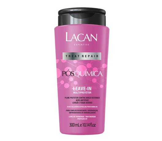 Lacan Treat Repair Pós Química Leave-In Multiprotetor 300ml