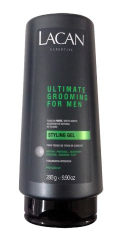 Lacan Ultimate Grooming for Men Styling Gel 280g