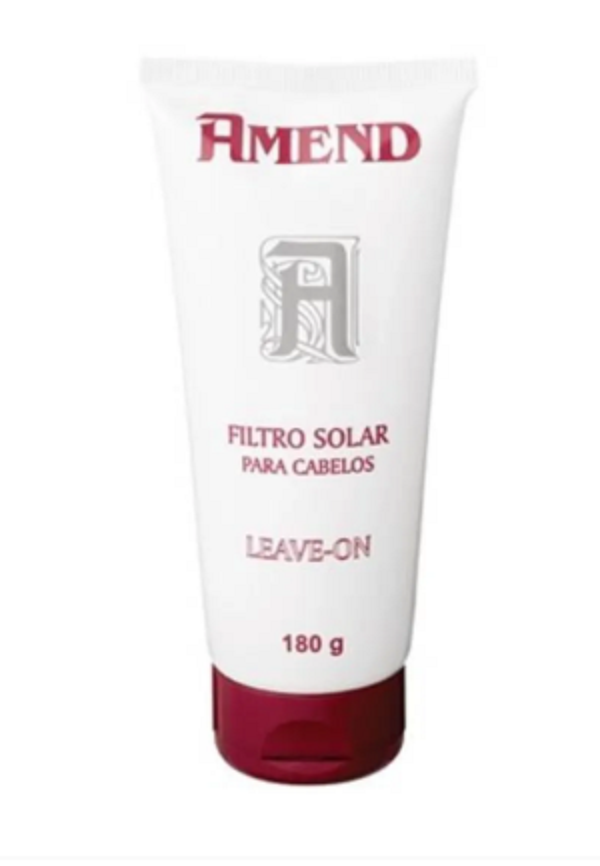 Leave-In Protetor Solar Unissex 180g Amend