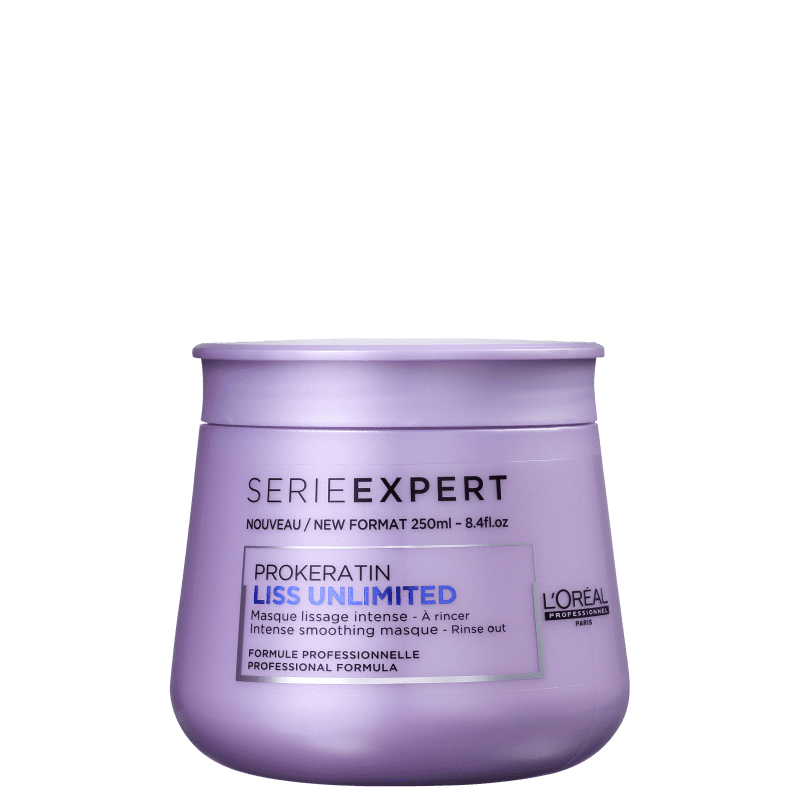Loreal Professionnel Expert Liss Unlimited - Máscara Capilar 250g