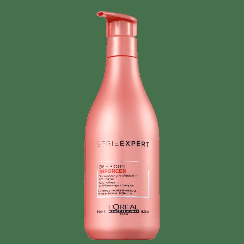Loreal Professionnel Inforcer Serie Expert - Shampoo 500ml