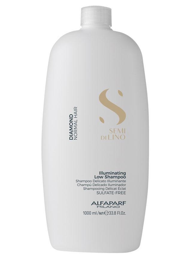 Low Shampoo 1000ml Alfaparf Semi Di Lino Diamond Illuminating