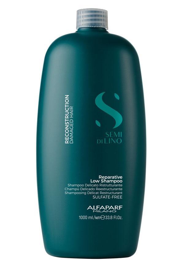 Low Shampoo 1000ml Alfaparf Semi Di Lino Reconstruction Reparative