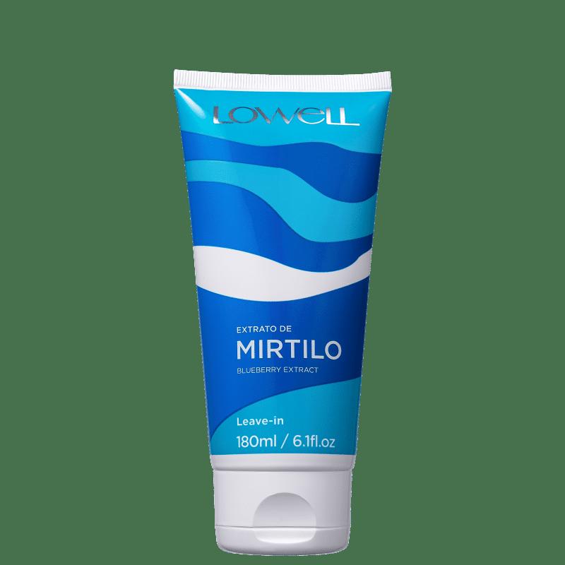 Lowell Extrato de Mirtilo - Leave-in 180ml