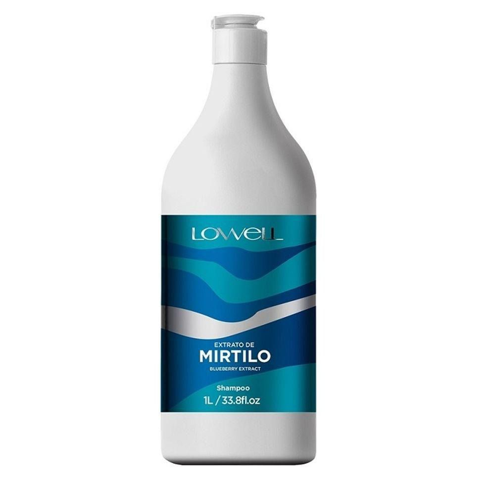 Lowell Extrato de Mirtilo - Shampoo 1000ml