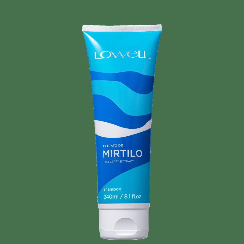 Lowell Extrato de Mirtilo - Shampoo 240ml