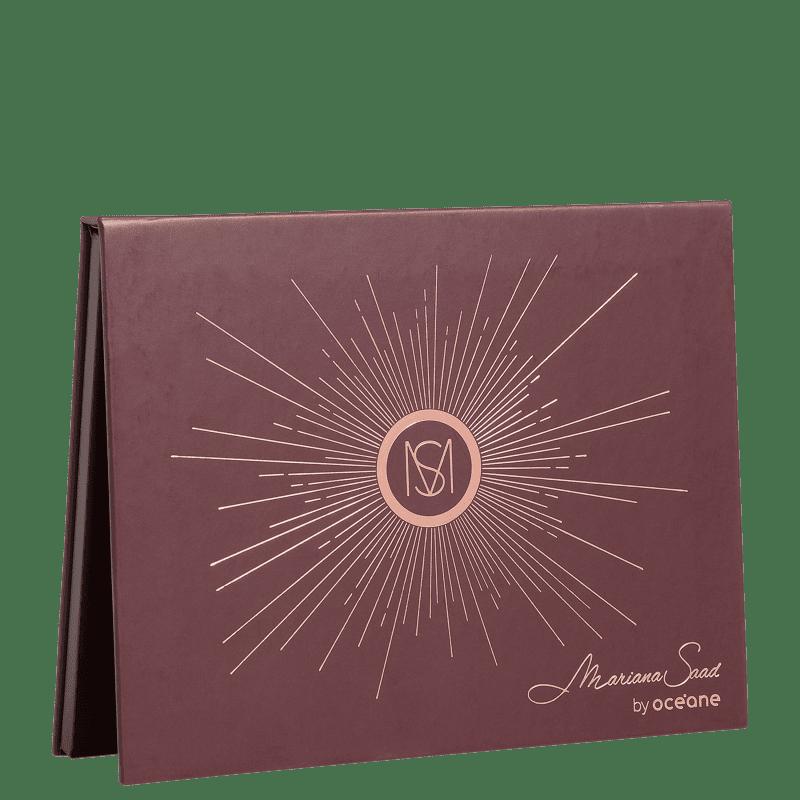 Mariana Saad By Océane 12 Shades - Paleta de Sombras 205g