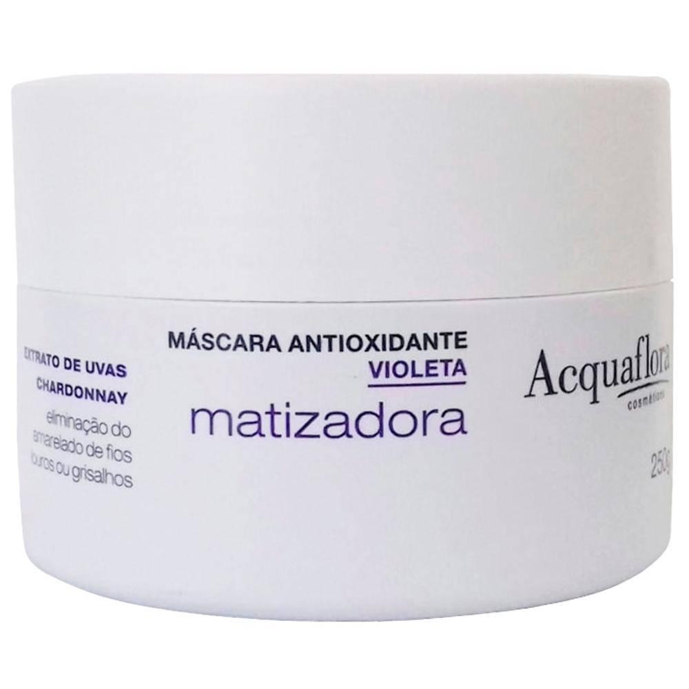 Máscara Acquaflora Violeta Matizadora - 250g