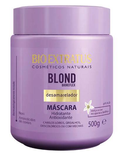 Máscara Desamarelador Blond Bioreflex 500g - Bio Extratus