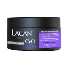 Máscara Ever Liss Lacan Instant Action Expertise 300g
