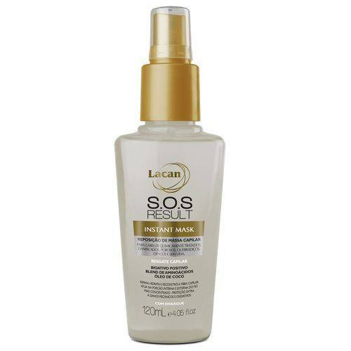 Máscara Lacan S.O.S Result Instant Mask 120ml