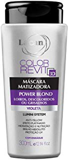 Máscara Matizadora Lacan Color Revit Power Blond 300ml