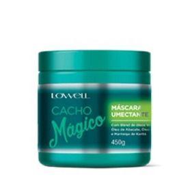 Lowell Cacho Mágico Umectante - Máscara Capilar 450g