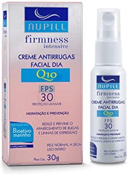 Nupill Creme Antirrugas Facial Dia Q10 FPS30 - 30g