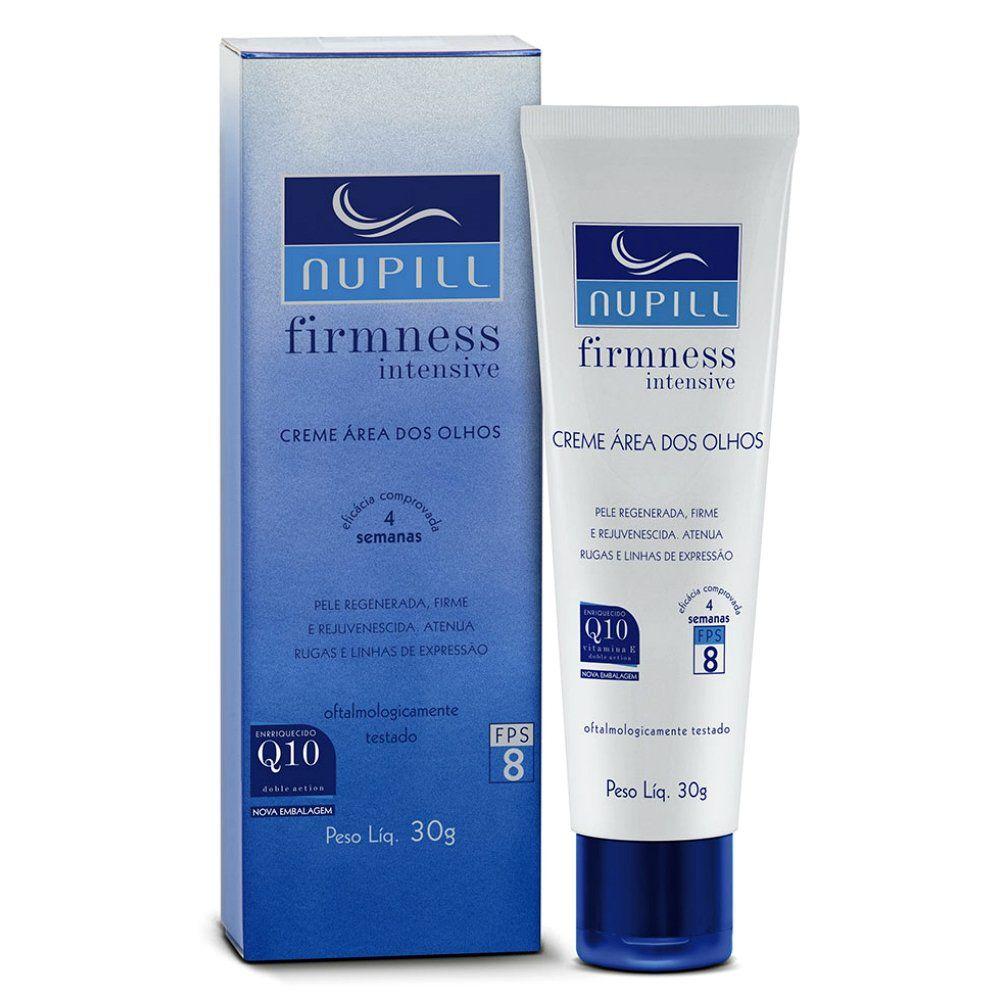 Nupill Firmness Intensive Creme Área dos Olhos Q10 30g