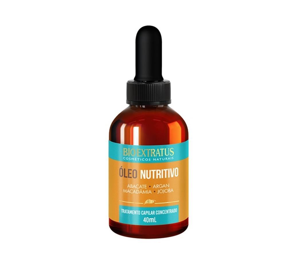 Óleo Nutritivo Tratamento Concentrado Bio Extratus 40 ml