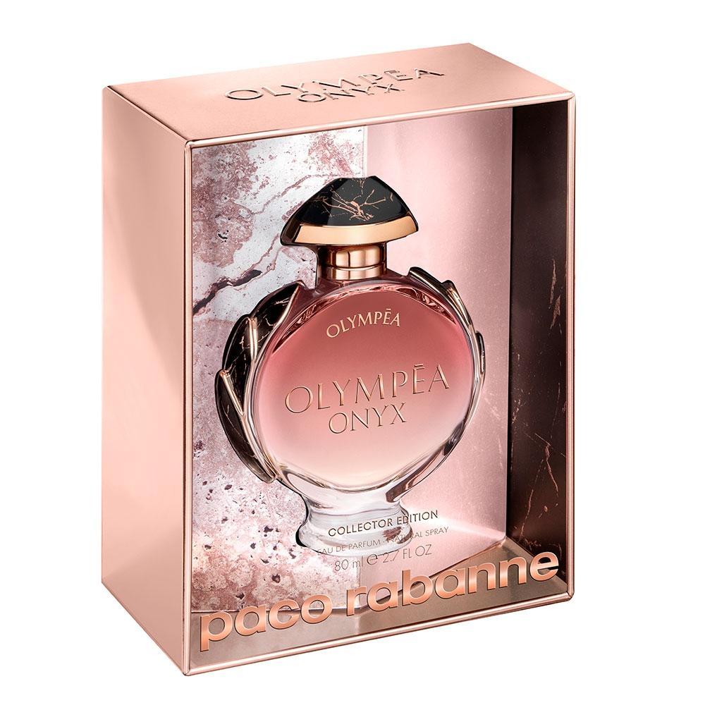 Perfume Feminino Olympea Onyx 80ml Collector Edition Paco Rabanne EDP