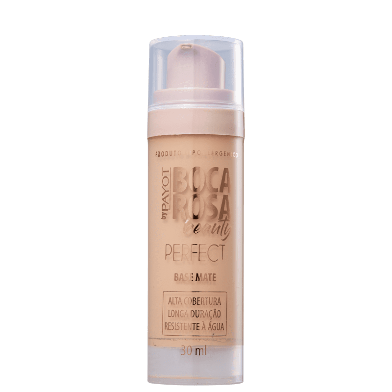 Payot Boca Rosa Beauty 4 Antonia - Base Líquida 30ml