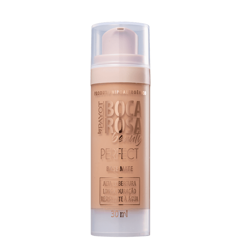 Payot Boca Rosa Beauty 6 Juliana - Base Líquida 30ml
