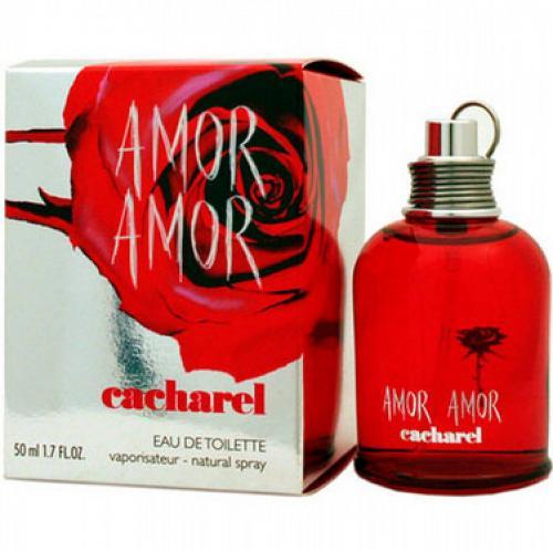 Amor Amor Cacharel Eau de Toilette Perfume Feminino 50ml