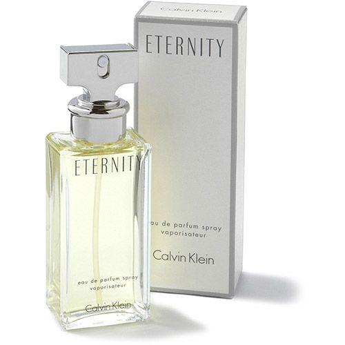 Perfume Feminino Eternity Eau de Parfum 50 Ml