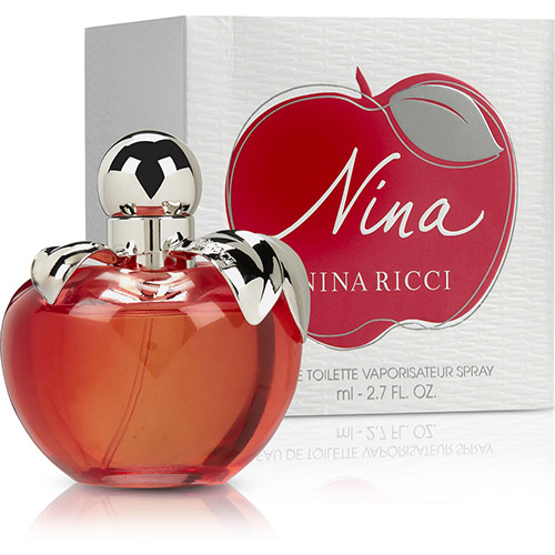 Nina Nina Ricci Eau de Toilette - Perfume Feminino 30ml