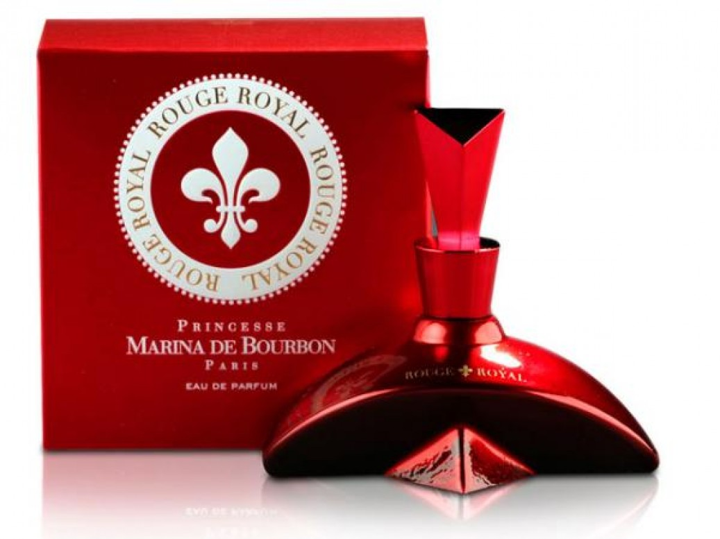 Perfume Feminino Rouge Royal Edp Marina de Bourbon 50ml