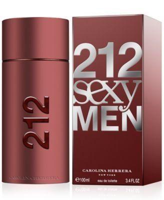 212 Sexy Carolina Herrera Perfume Masculino 100ML