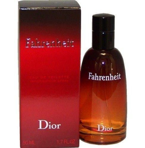 Perfume Masculino fahrenheit dior 50ml