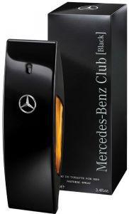 Perfume Masc Mercedes Benz Club Black 100ml