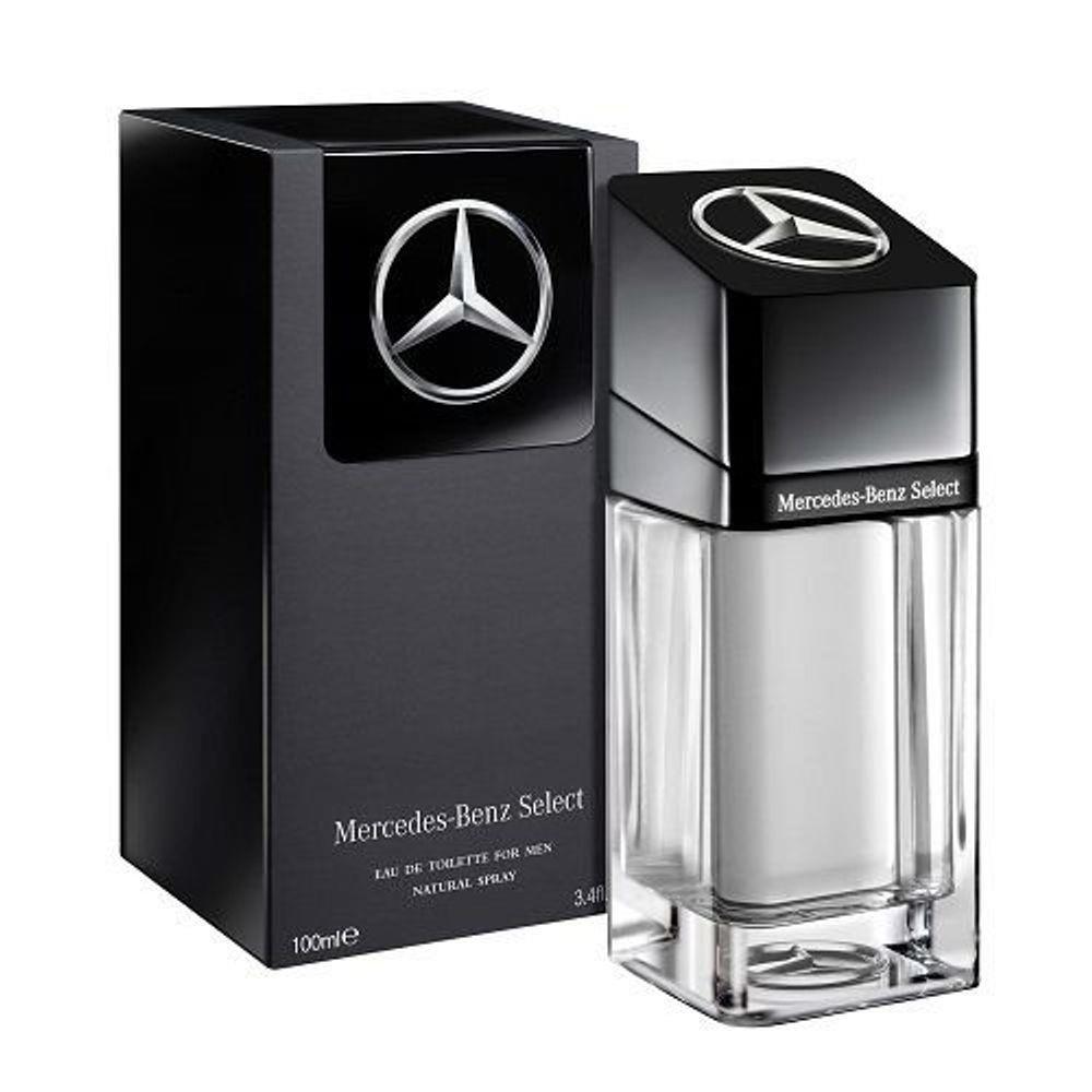 perfume masc mercedes benz select 100ml