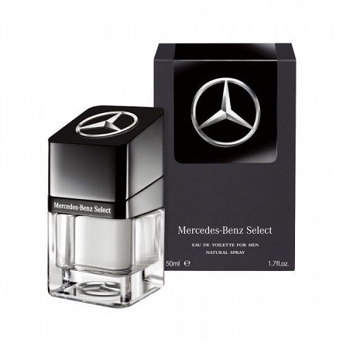 Perfume masc mercedes benz select 50ml