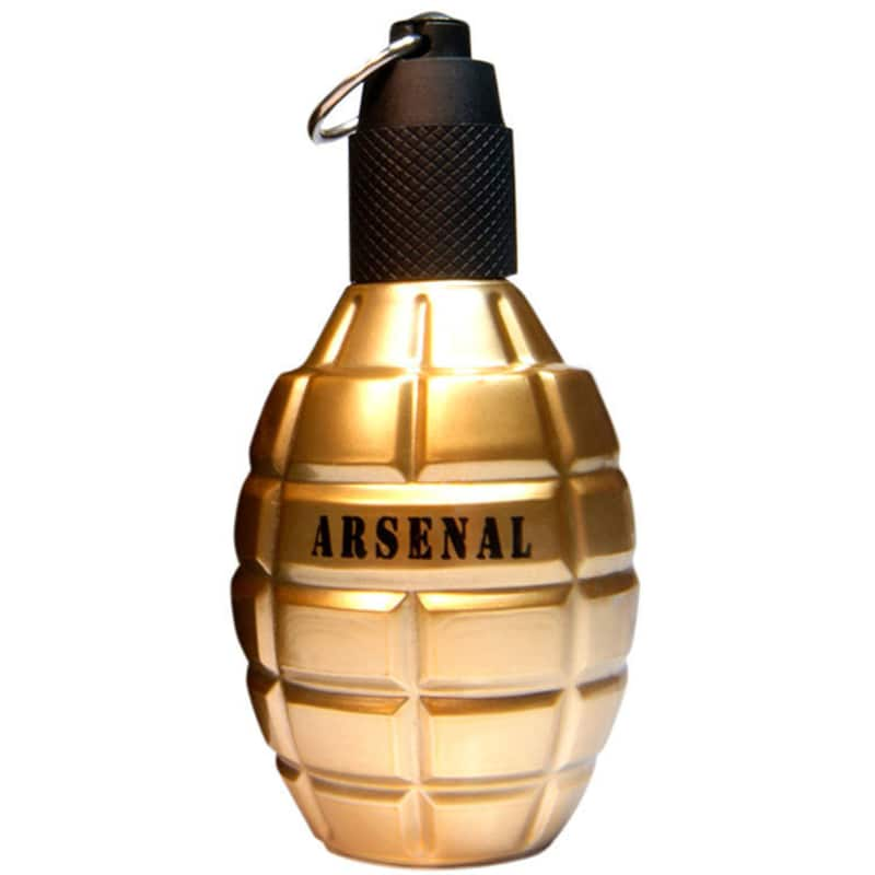 Perfume Masculino 100ml Arsenal Gold Eau de Parfum