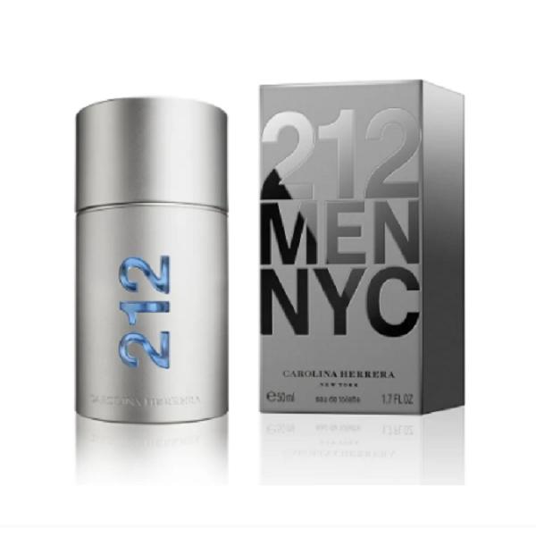 Perfume Masculino 212 Men Nyc Eau de Toilette 50ml