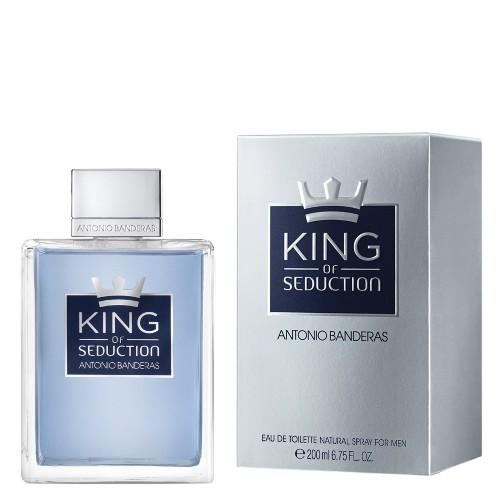 King Of Seduction Antonio Banderas Perfume Masculino 200ml