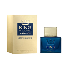 King Of Seduction Absolute Perfume Masculino 200ml